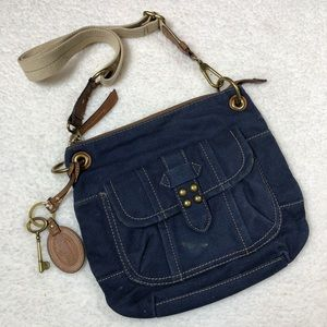 Fossil Denim Crossbody